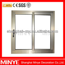 double energy efficient glazing Aluminium sliding window/Promotion price of aluminium sliding window