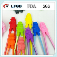 silicone doll chopstick holders for kids