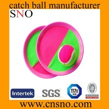Velcro catch ball toy,velcro catch balls
