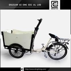 old Dutch style women trike BRI-C01 double wheel tricycle