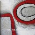 Notable abstracto pintura de la pared de los diseños para la decoración del hogar, decoración del club etc