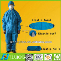 Waterproof medical/surgical 100% pp nonwoven fabric