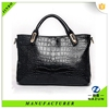 black office bussniess trendy handbag for young girl