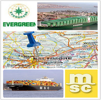 international logistics from Guangzhou/Shenzhen/Foshan to VALPARAISO,Chile