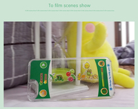 New arrival All kinds of fruit PC phone case for iphone5/6/6p