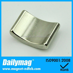 High Performance Rotor Magnet