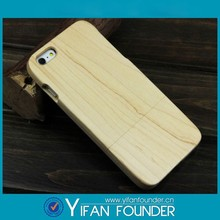 Made in china natural bamboo wood case for iPhone 6, for iPhone 6 hard phone cover