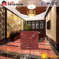 24x24 marble look ceramic floor tile hs code 69089000