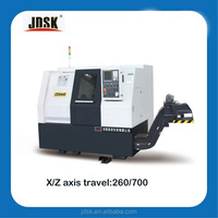 supply slant bed automatic cnc lathe machine center with Taiwan HIWIN ball screw and linear guideway CK6440