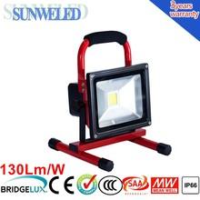 3 Years Warranty Portable rechargeable led light 20 watt 10w 20w 30w 50w with CE