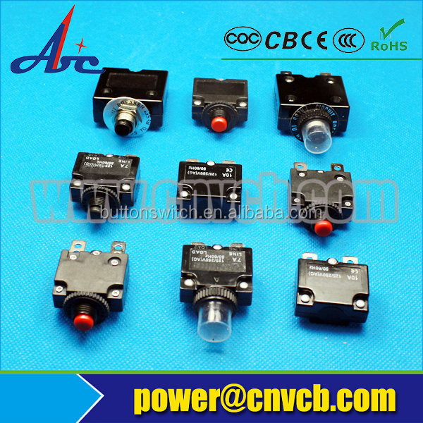 Automatic Reset Klixon Thermal Overload Protector Switch
