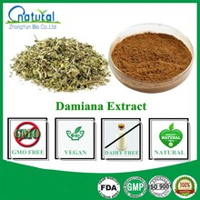 Pure Natural Damiana Leaf Extract