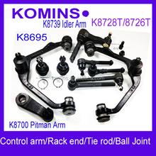 Control arm K8728T NK8726T Ball Joint/ Tie rod /Pitman Arm K8700 ES3364 ES3365 ES3366 ES3367