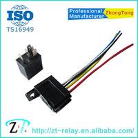 ZT302 Sockets/Connectors/Plugs omron relay socket