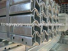 Guard rail sigma post Export to Brazil