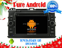 FOR TOYOTA PRADO Cruiser 120 ( 2003-2009 ) Android 4.2 car dvd player RDS,Telephone book,AUX IN,GPS,WIFI,3G,Built-in wifi dongle