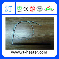 Small right angle cartridge heater