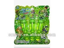 12.5CM BEN 10 Soap Bubble Water Toy, Bubble Maker, Bubble Stick