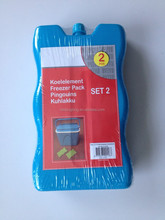 reusable plastic ice pack