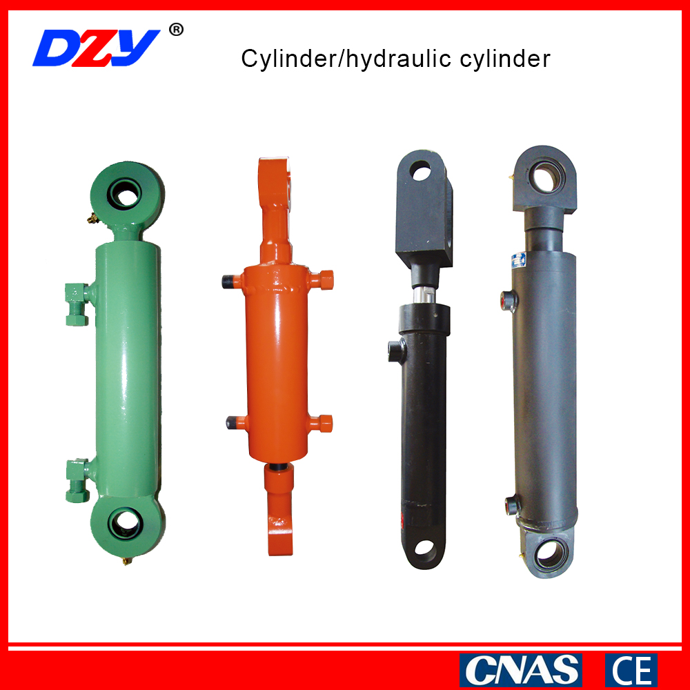 Hydraulic Cylinder Design : Professional design double acting hydraulic cylinder price