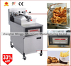 Industrial KFC Pressure Deep Fryer Machine With Temperature Controller (CE and manufacturer)