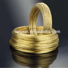 electrical brass copper wire used for electrical contact making