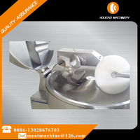 China factory Meat Bowl Cutter/Large-scale High Speed Cutting and Mixing Machine for Meat Processing Series 008613028676303