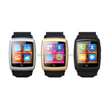 2015 GPS Navigation watch phone Wifi network bluetooth 4.0 android 4.4 smart watch