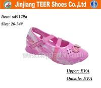 kids eva clogs shoes girls ballroom latin dance shoes