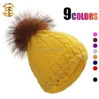 2015 Christmas Hat Winter Knit Lady Hat Cheap Fancy Beanie Hat