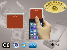 Mobile credit card reader with EMV L1 & L2, working with Android, iOS and Blackberry