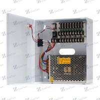 12V 5A cctv power supply, 120w switched power, power distribution equipment