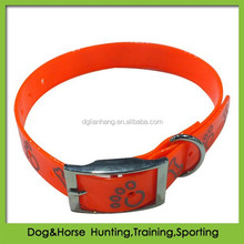 2015 hot sale TPU reflective dog collar,pet products for pet stores