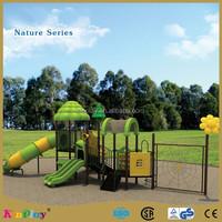 Plastic Outdoor Playground Equipment for Amusement Park