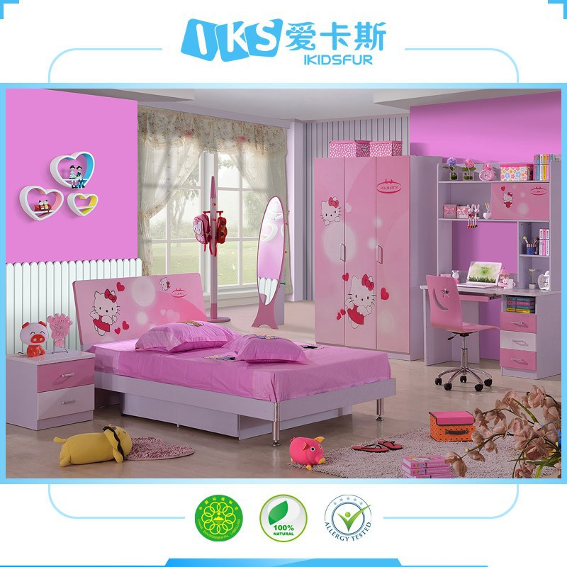 2014 Lovely Teen Girl Bedroom Set 8863 Buy Teen Girl