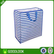 cheap pp woven bag good sale non woven carrying bag GL110