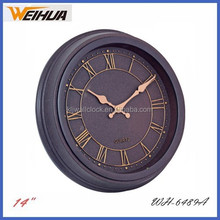 14 inch Antique ancient wall clock