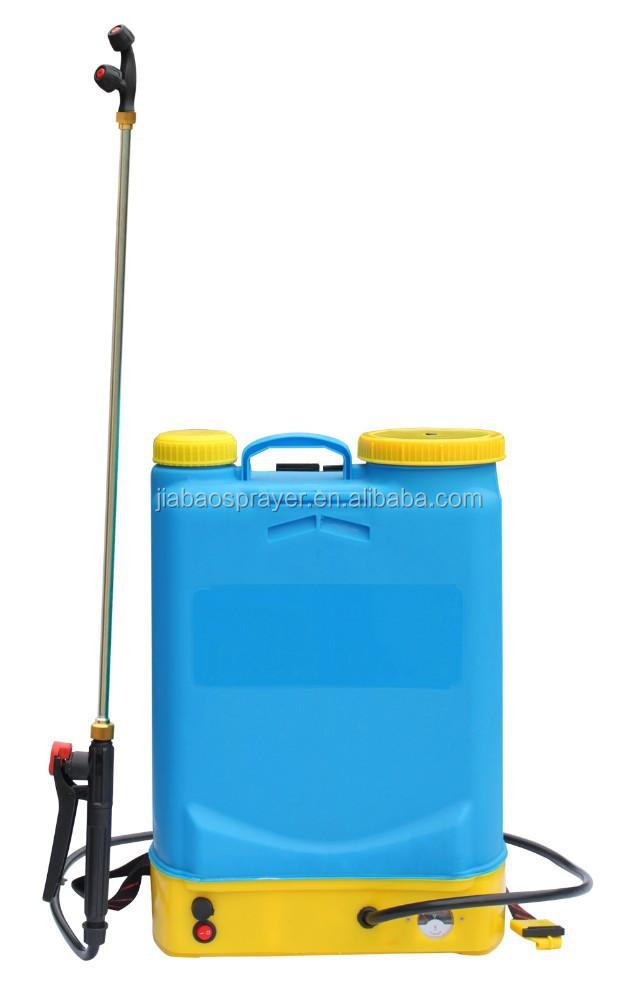 battery 16L sprayer;/electric 16L sprayer/hand manual 16/20 liters agriculture ,knapsack 18L sprayer