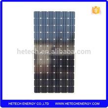 New energy chinese photovoltaic 315w panels solar monocristalina prices