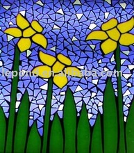 5mm Stained glass/Patterned glass/Art glass window