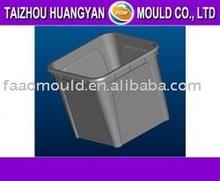 de inyección de plástico contenedor de molde