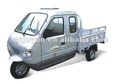 Three Wheel Motorcycle made in China/loading cabin Tricycle HL200ZH-3B1