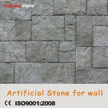 Ledge stone light weight loose pcs resistant imitation stone wall panel