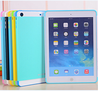 The Latest Tide Brand Hit Color TPU+PC Soft Cases For Apple ipad air