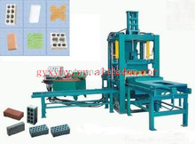Interlocking paving stone production line!high hydraulic pressure HY150K brick machine