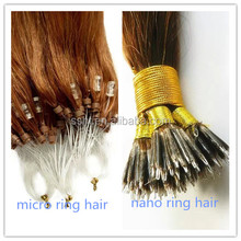 2015 Best Seller Nano Ring Hair Extensions Micro Ring Hair Extensions