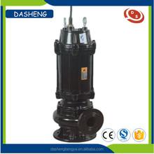 Cast Iron Non-clogging Centrifugal Electric Submersible Sewage Pump