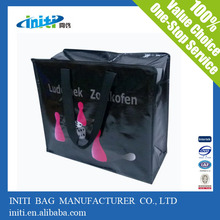 New products 2014 Recycle pp woven zipper bag Pp woven tote bag Pp woven laminated shopping bag