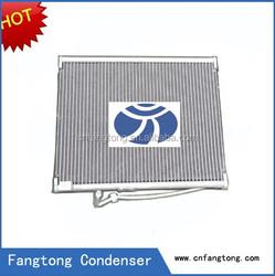 vehicle air conditioning aluminum condenser for Hyundai FTC451