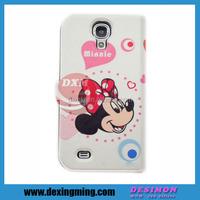 adorable Mickey Mouse case for samsung galaxy s4 LOGO custom